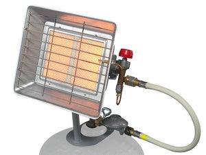 Chauffage à gaz à brasero infrarouge ENO Ipro pr4211, 4.2 kW