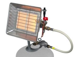Chauffage à gaz à brasero infrarouge ENO Pro pr4213, 4.2 kW