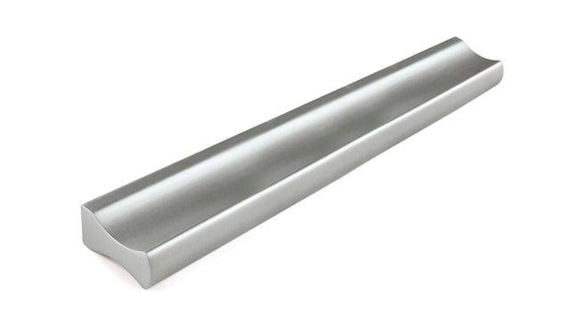 Poignée De Meuble Profil Aluminium Anodisé Entraxe 128 Mm