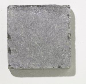 Dalle en pierre bleue Abysse, bleu/gris L.15 x l.15 cm Ep.20 mm