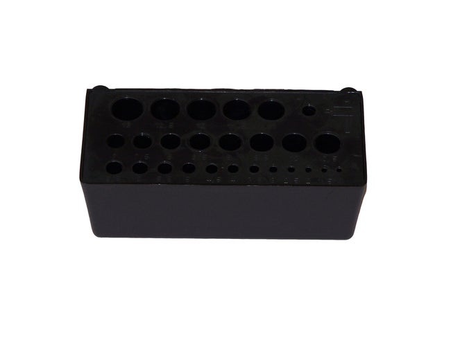 Bac De Rangement Creux Kupper 26 Forets Diam 1 à 13 Mm