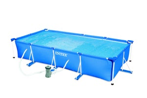 Piscine hors sol tubulaire gonflable leroy merlin - Piscine tubulaire intex leroy merlin ...