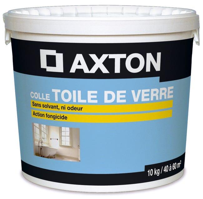 Colle Toile De Verre Prete A L Emploi Axton 10 Kg Leroy Merlin