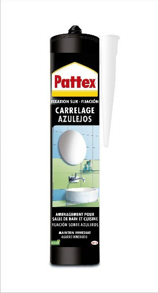 Colle Mastic Carrelages Pattex 450 G Leroy Merlin
