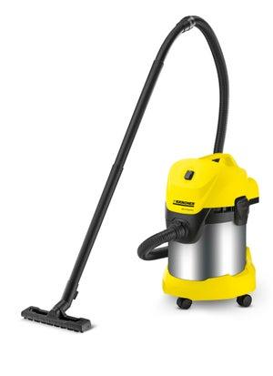 Aspirateur de chantier eau, poussières et gravats KARCHER WD3 Premium
