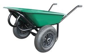 Image : Brouette 2 roues en Acier peint ALTRAD, 100 l, 250 kg