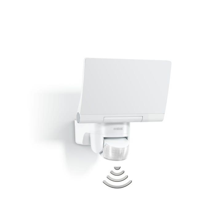 Projecteur Exterieur Avec Detecteur Led Integree 1484 Lm Blanc Xled Home 2 Stein Leroy Merlin