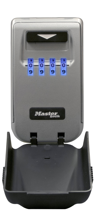 Minicoffre Master Lock Select Access A Fixer H 12 X L 7 2 X P 5 4 Cm Leroy Merlin