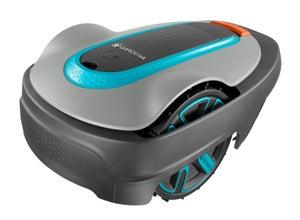 Robot tondeuse connecté GARDENA Sileno city 500 ethernet/wifi, 500 m²