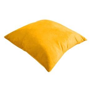 Image : Coussin NewManchester INSPIRE, jaune l.45 x H.45 cm