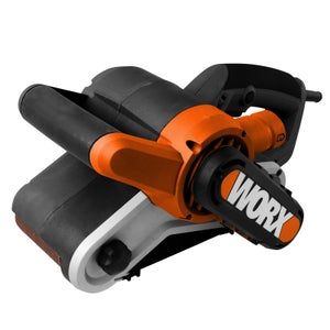Image : Ponceuse à bande filaire WORX Wx661.1 , 950 W