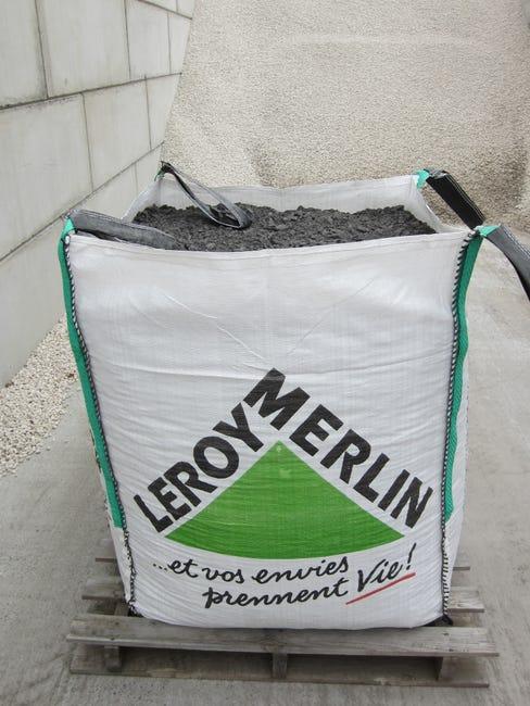 Gravier Gaurain 0 32 En Big Bag 1200 Kg Leroy Merlin