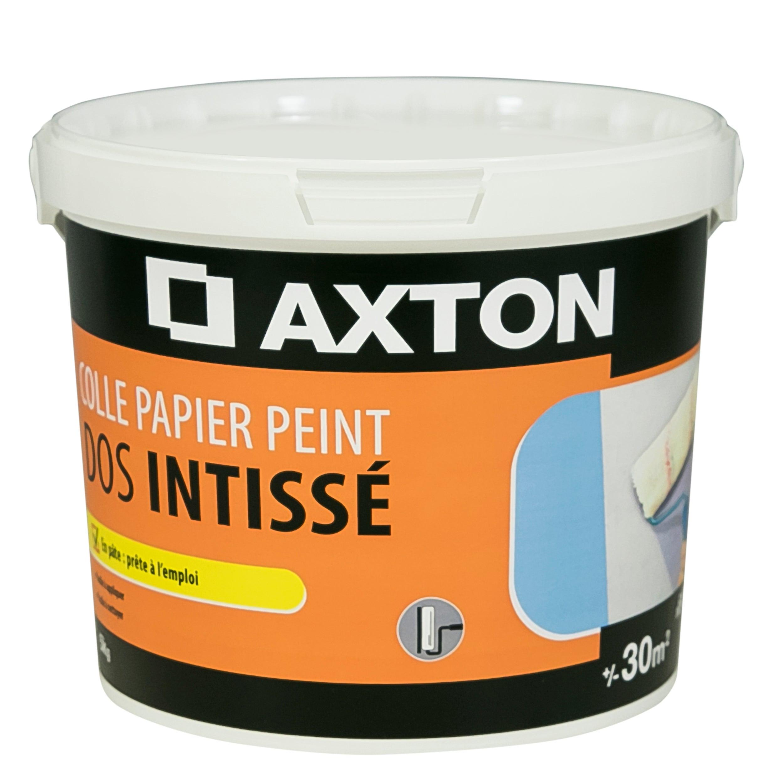 Colle Papier Peint Intisse Axton 5 Kg Leroy Merlin