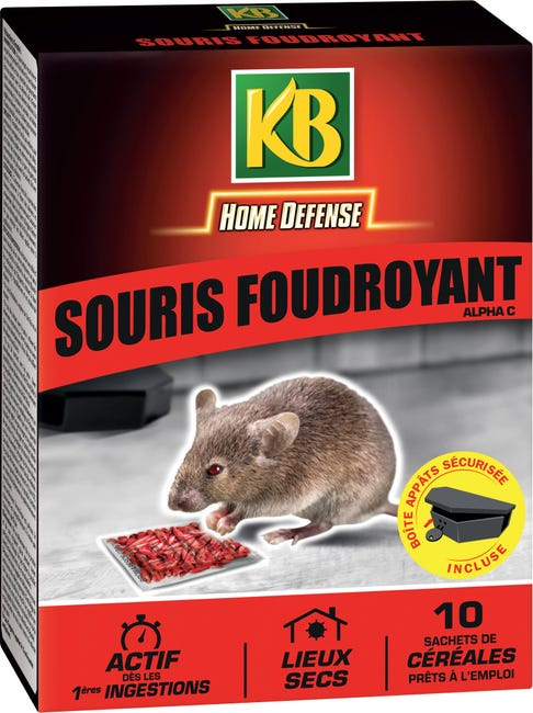 Cereales Antisouris Kb Home Defense 100g Leroy Merlin