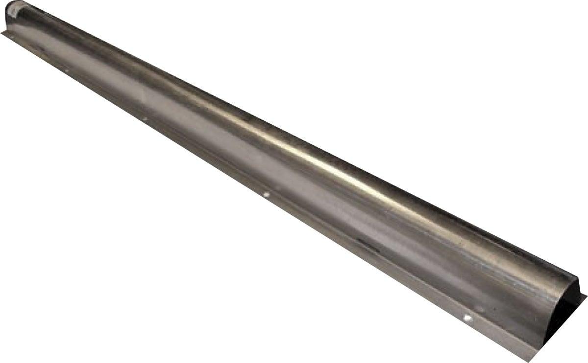 Goulotte Aluminium Pour Goulotte H 100 X P 5 5 Cm Leroy Merlin