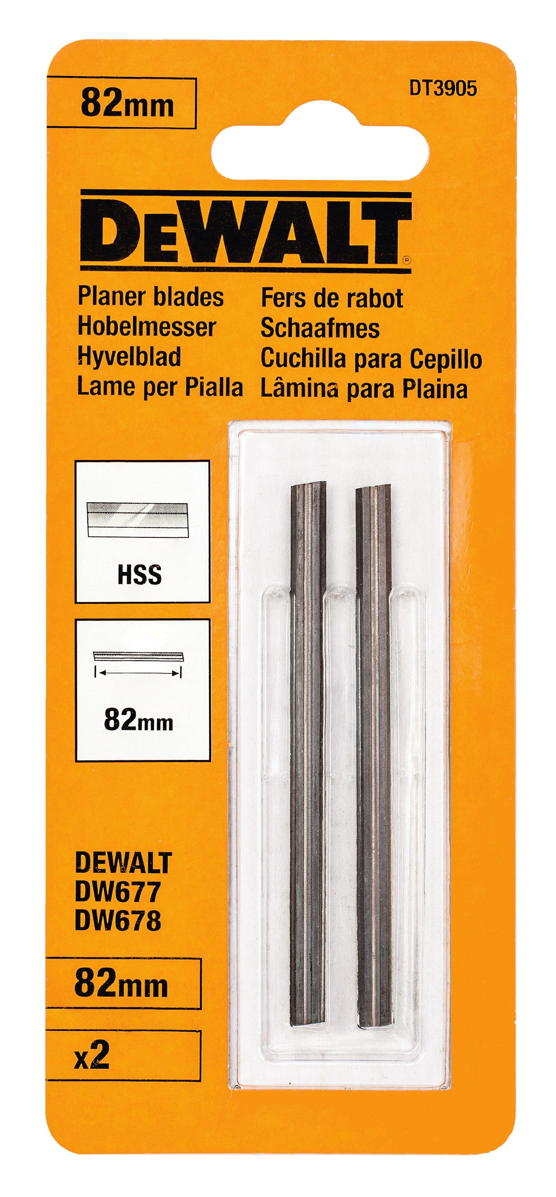 Cepillo DeWalt D26500K