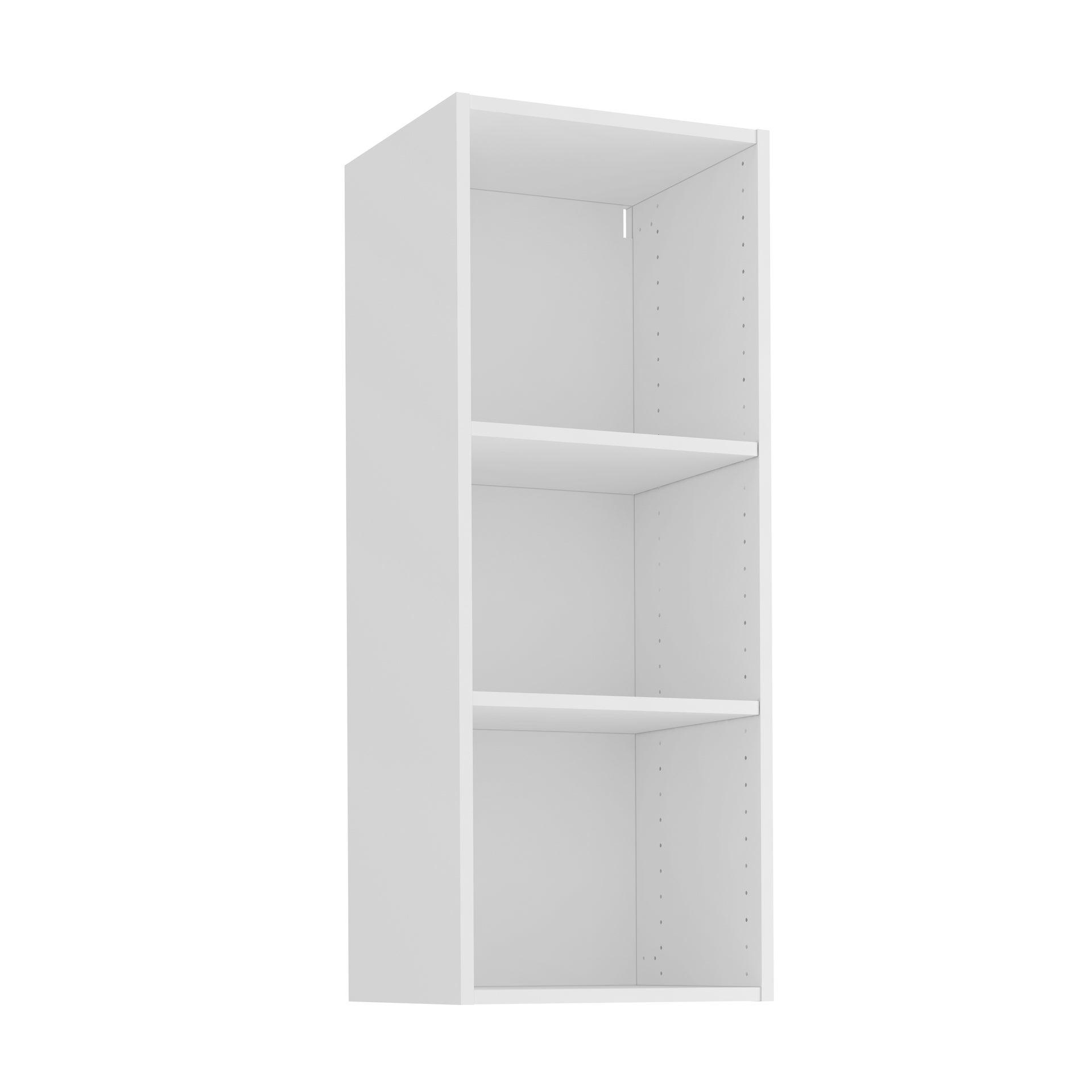 Caisson de cuisine haut DELINIA ID, blanc H.11.11 x l.110 x P.11 cm