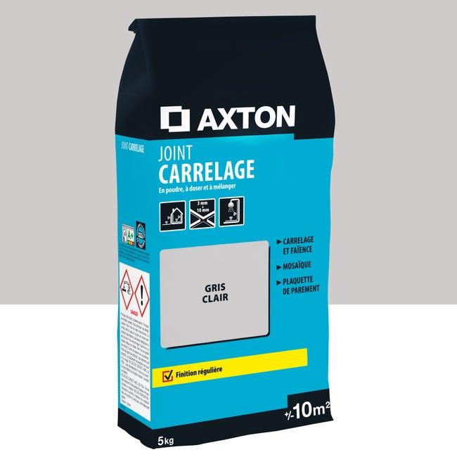 Joint Carrelage Et Mosaique Axton Gris 5 Leroy Merlin
