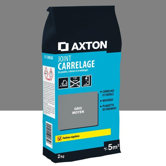 Joint Carrelage Et Mosaique Axton Gris 2 Leroy Merlin