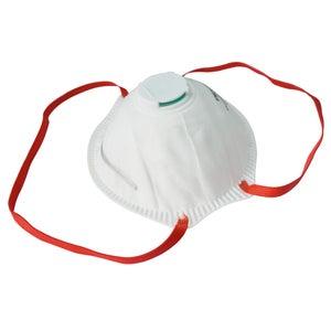 Lot de 2 masques antipoussière FFP3  DEXTER