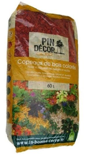 Copeaux De Bois Pin Decor 60 L