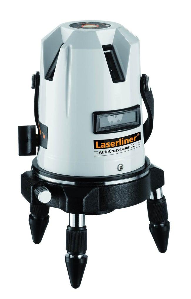 Niveau Laser à Lignes Laserliner Autocrosslaser 3c Plus