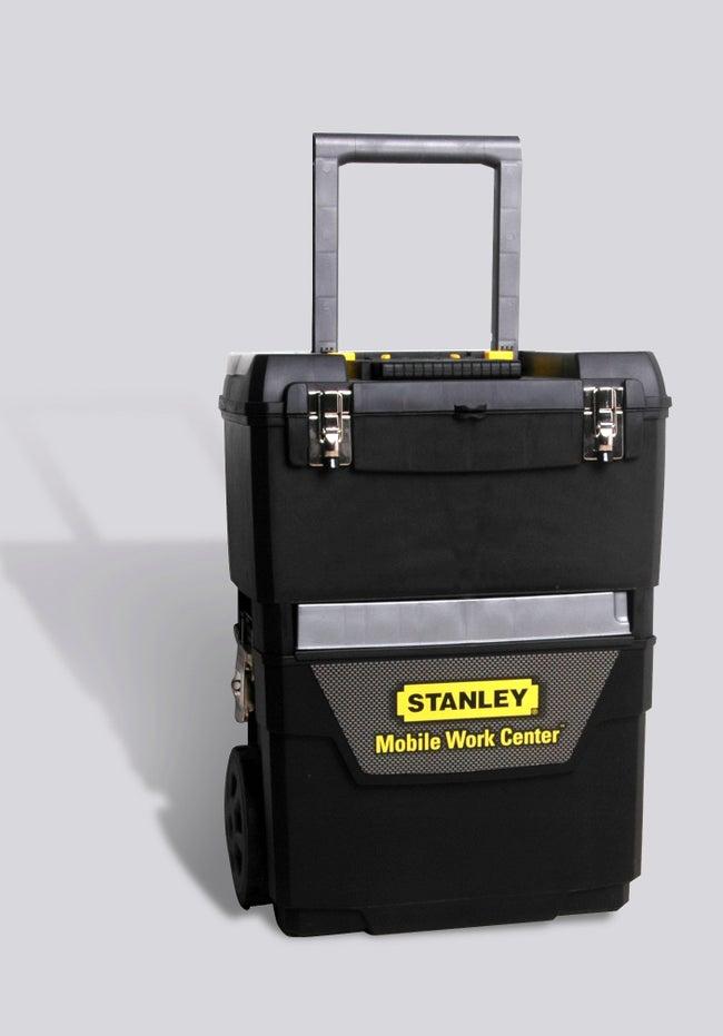 Servante Datelier Boîte à Outils Stanley 1 95 649 Plastique L47 Cm
