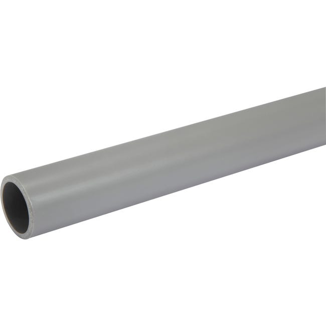 Tube D Evacuation Pvc Diam 32 Mm L 2 M Leroy Merlin