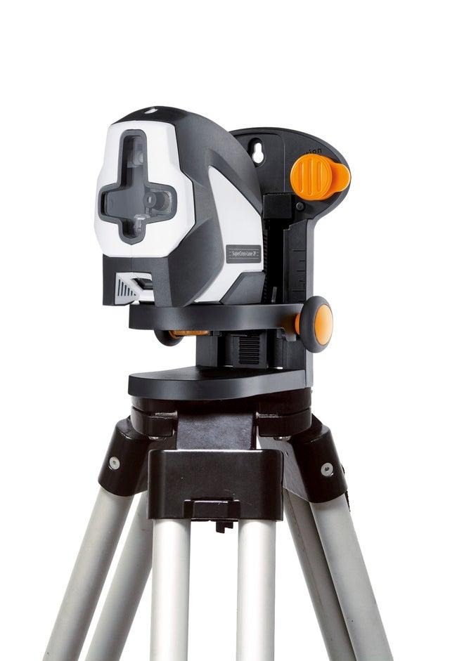 Kit Laser Croix Automatique Laserliner