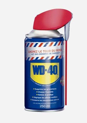 Lubrifiant multifonction en aérosol, 250 ml WD-40
