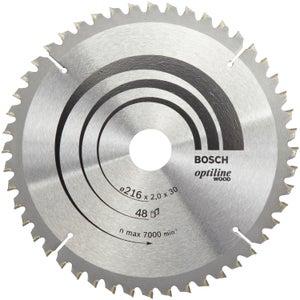 Lame Coupe Fine Et Nette Bosch Pour Scie Circulaire 160 Mm Découpe Aluminium