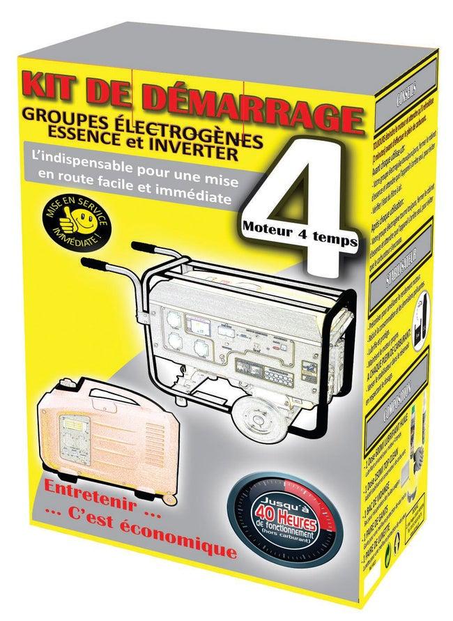 Kit De Démarrage Kr20 Groupe électrogène Essence Inverter