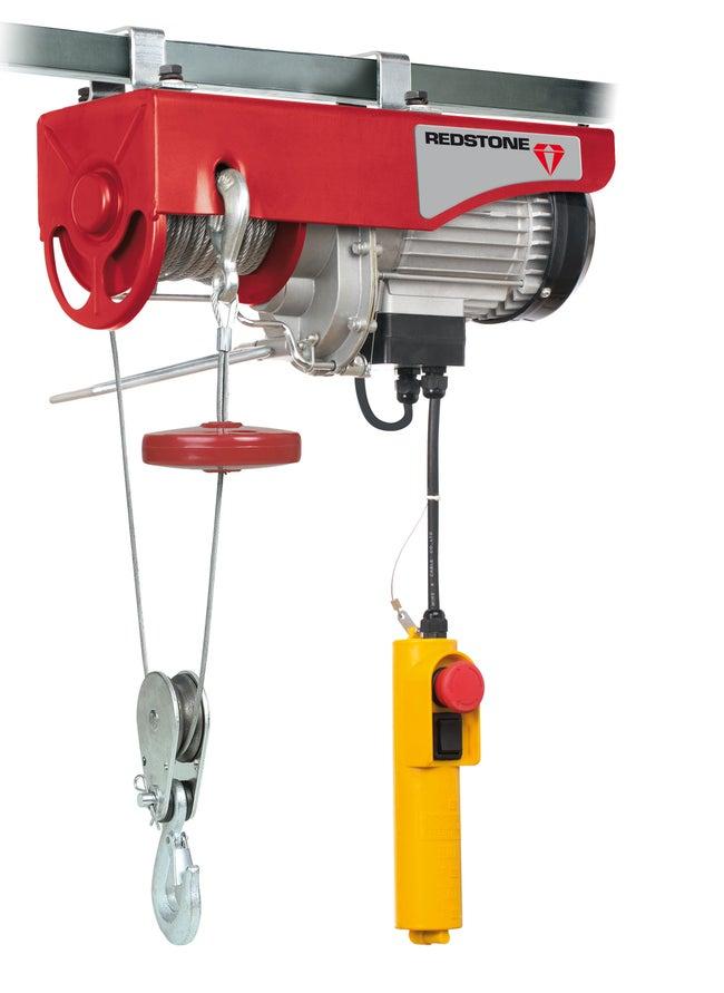 Palan électrique électrique Redstone 682000 200 Kg Leroy