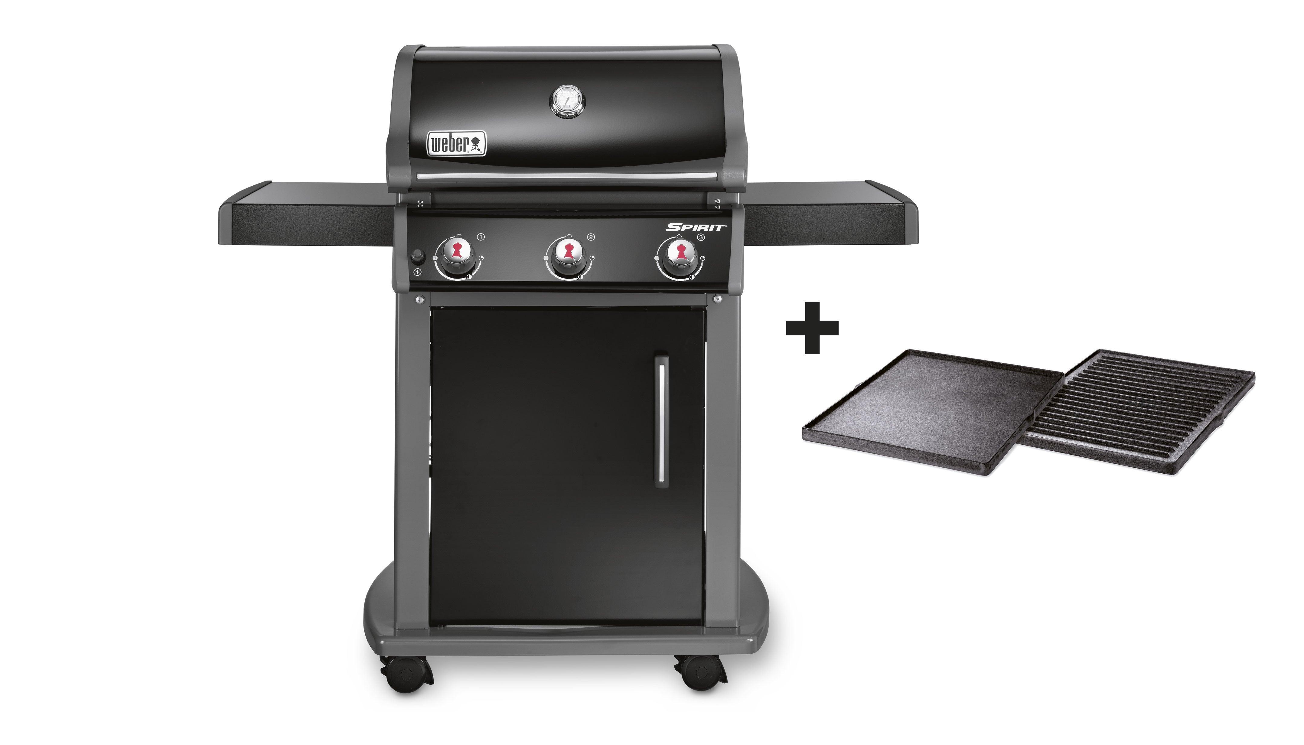 Barbecue à gaz Spirit Classic E 310   Le site officiel de Weber®