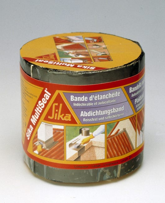 Bande Adhesive D Etancheite Sika Multiseal L 3 X L 0 1 M 1150 G M Leroy Merlin