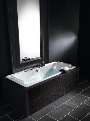 Baignoire rectangulaire L.180x l.80 cm blanc, JACOB DELAFON Sofa