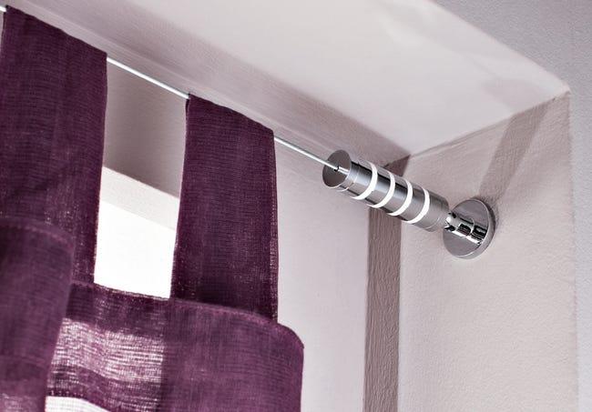 Kit Complet Cable Pour Mur Et Plafond Platinium Chrome L 5 M Leroy Merlin