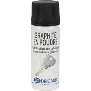 Graphite pour cylindre BRICARD