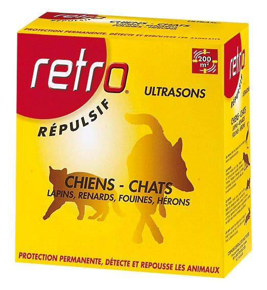 Repulsif Ultrasons Antichiens Retro Leroy Merlin