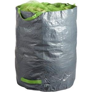 Image : Sac à végétaux a gazon-feuilles réutilisable GEOLIA 270 l