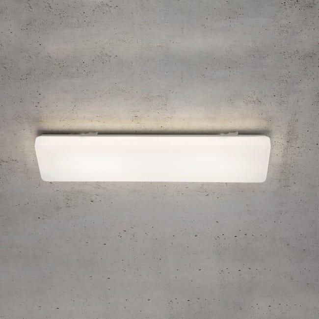 Plafonnier, moderne 60 cm, led intégrée, blanc froid, NORDLUX Trenton