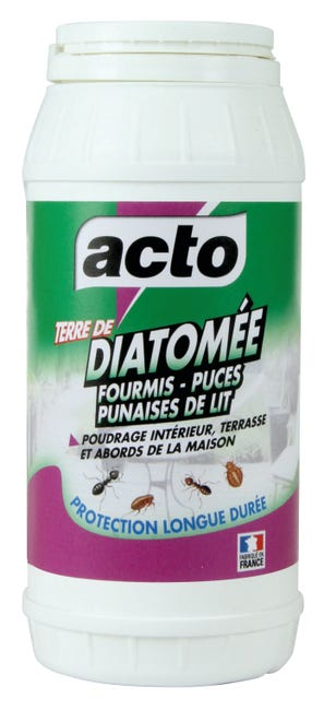 Poudre Anti Insectes Acto 100g Leroy Merlin