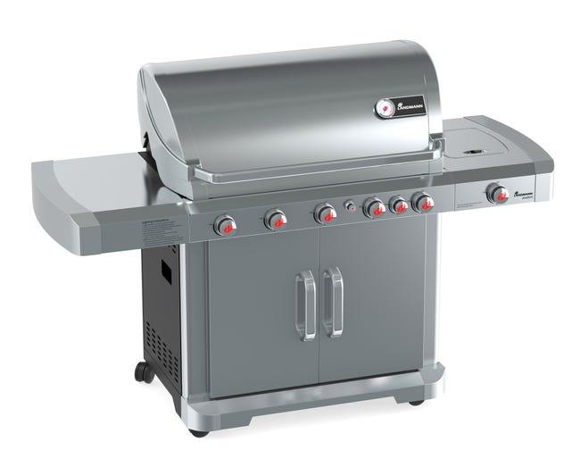 Barbecue à gaz 6.1 Inox | Landmann