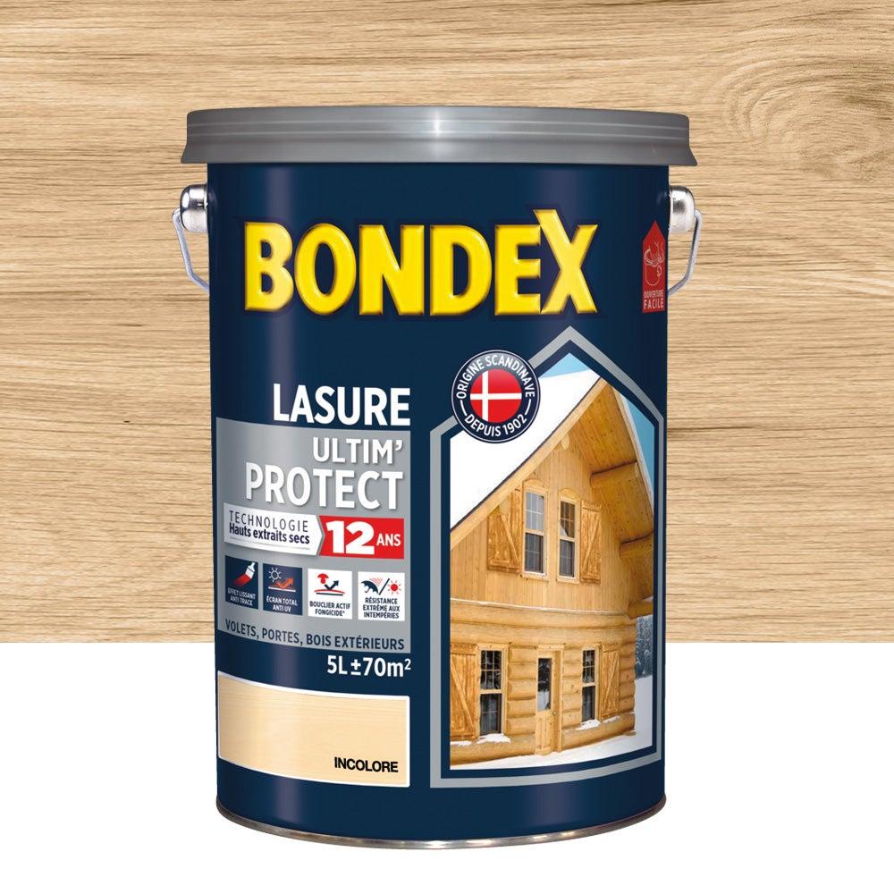1l Bondex exemption imprégnation bois plastique opercule protection incolore