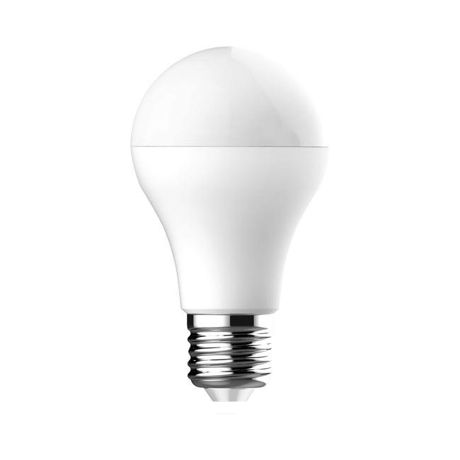 Ampoule A Detection Led Depoli Standard E27 1055 Lm 75 W Blanc Chaud Lexman Leroy Merlin