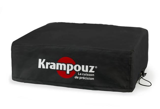 Housse De Protection Krampouz Pour Duo Bbq Plancha Noir Leroy Merlin