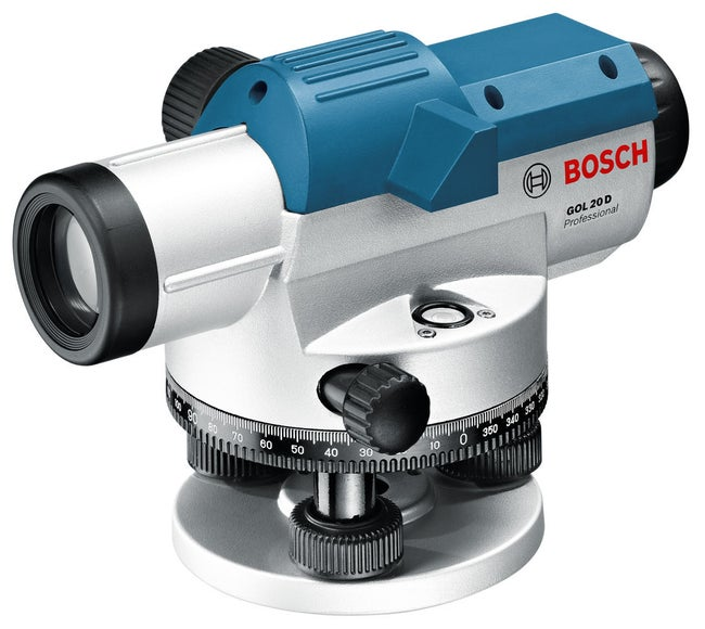Niveau Laser Optique Bosch Professional Gol20dbt160gr500