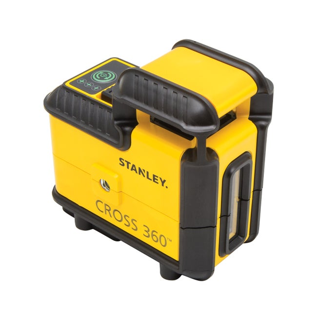 Niveau Laser 360 Stanley Multilignes Cross Trepied Stht77641 1