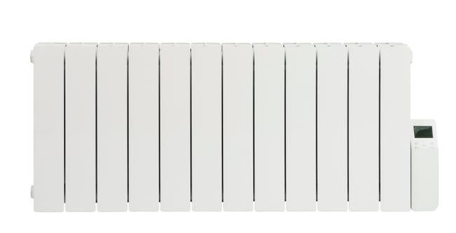 Radiateur Electrique A Inertie Fluide 1500 W Equation Esus B Plinthe Blanc Leroy Merlin