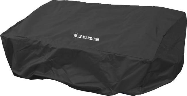 Housse De Protection Pour Plancha Lemarquier L 75 X L 50 X H 35 Cm Leroy Merlin